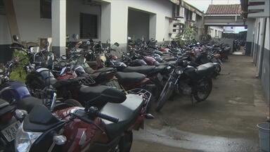 Mil ocorrências de furtos de moto são registradas por mês em Porto Velho - As ocorrências são registradas na Delegacia de Furtos e Roubos.