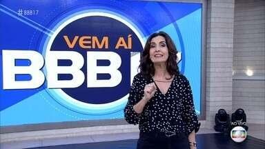 Seletivas regionais para o 'BBB17' estão abertas! - Fátima conversa com uma pessoa da plateia que já se inscreveu seis vezes para entrar na casa mais vigiada do Brasil