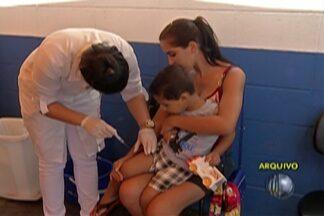 Crianças devem receber segunda dose da vacina contra H1N1 - Objetivo é vacinar crianças que não receberam as duas doses em anos anteriores.