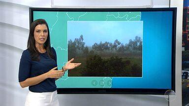 Confira a previsão do tempo desta terça-feira (10) - Informações são do interior e da capital; confira.