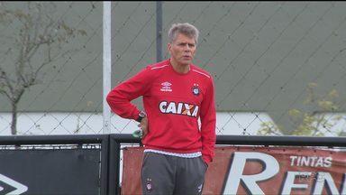 Atlético escala time quase todo de reservas em Mato Grosso - Preocupado com o desgaste dos campeões paranaenses, Paulo Autuori poupa dez titulares; dos que começaram contra o Coritiba, só Weverton estará em campo contra o Dom Bosco-MT, nesta quarta (11), em Cuiabá