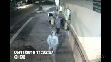 Criminosos apavoram comerciantes da Vila Yolanda em Foz - Polícia suspeita que um casal esteja cometendo maioria dos crimes