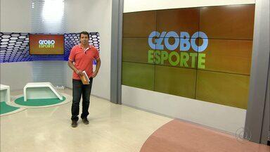 Assista à íntegra do Globo Esporte PB desta sexta-feira (12/05/2016) - Tudo sobre o esporte paraibano nesta sexta-feira