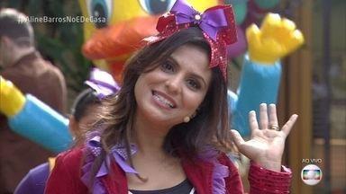 Aline Barros canta 'Homenzinho Torto' - Confira mais um sucesso da cantora!