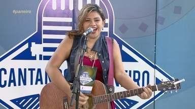 'Cantando no Paneiro' revela vozes e seleciona dupla em Manaus - Dupla Bruno & Léo vence e vai cantar no estúdio do 'Paneiro'.