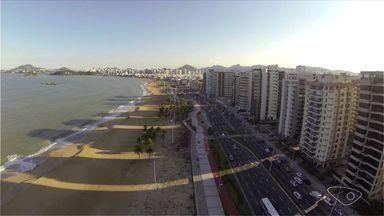 Revezamento da tocha olímpica vai alterar trânsito em Vitória - Evento será no dia 17 de maio; tocha vai passar por 10 bairros da capital.Ex-atletas do esporte capixaba carregarão a tocha.