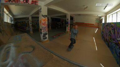 Skate Park Em Dehli