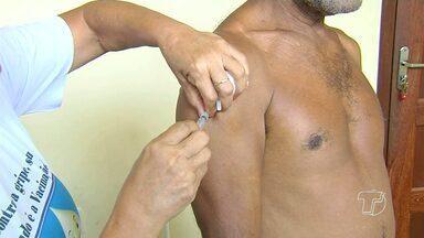 Campanha de vacinação contra gripe H1N1 é prorrogada em Santarém, PA - Vacinação nas Unidades Básicas de Saúde segue até 10 de junho.