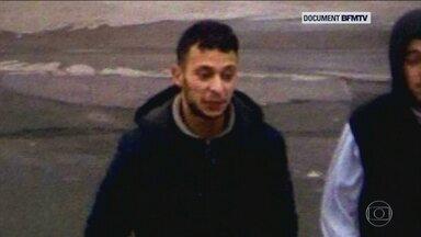 Principal suspeito de atentados em Paris se cala no tribunal - Salah Abdeslam ficou em silêncio no tribunal.