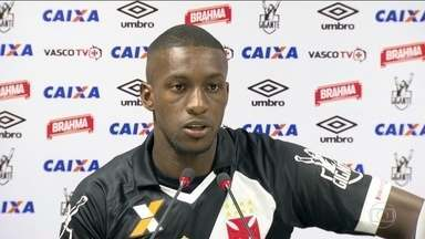 Com reforços, Vasco enfrenta o Tupi-MG pela Série B do Brasileirão - William Oliveira assina com o clube.