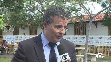 Ação Global é realizada em São Miguel dos Campos - Projeto acontece neste sábado na cidade.
