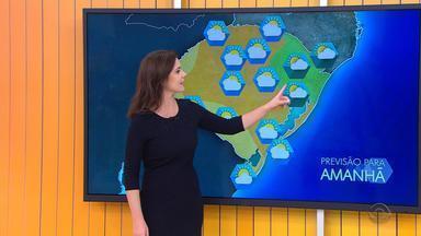 Frio predomina em todas as regiões neste domingo (22) - Máxima não passa de 16ºC em Porto Alegre.