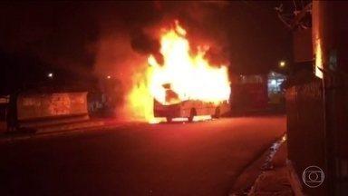 Após ataques a ônibus, Maranhão vai receber reforço da Força Nacional de Segurança - Em menos de 48 horas, bandidos incendiaram 14 ônibus na região metropolitana de São Luís. A Força Nacional de Segurança vai reforçar a segurança no Maranhão