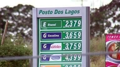 MP vai pedir que Conselho de Defesa Econômica investigue preço do etanol em Rio Preto - O Ministério Público vai pedir ao Conselho de Defesa Econômica que investigue o preço do etanol nos postos em Rio Preto (SP), que tem um dos combustíveis mais caros do estado. Desde a semana passada, a promotoria apura se os donos de postos tem recebido lucro abusivo.