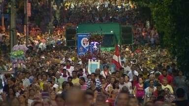Multidão celebra dia de Santa Rita de Cássia, em Manaus - Rita de Cássia é a santa das causas impossíveis.