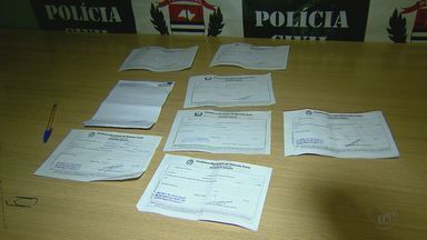 Homem é preso suspeito de vender atestados médicos falsos em Ribeirão Preto, SP - Suspeito confessou na delegacia que comprou os atestados falsificados pela internet.