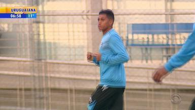 Esporte: Grêmio busca substituir Miller Bolaños contra Atlético-MG - Assista ao vídeo.