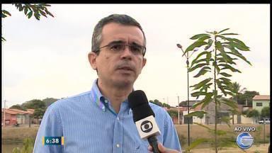 Secretário fala sobre futuro das famílias da região do Lagoas do Norte - Secretário fala sobre futuro das famílias da região do Lagoas do Norte