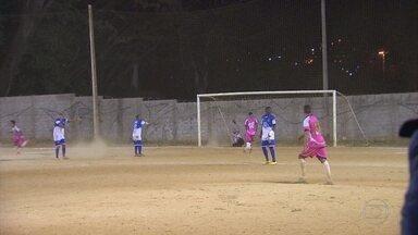 Segunda rodada do Torneio Corujão é disputada nesta terça-feira - Rodada foi num clima muito entusiasmado dentro e fora do campo.