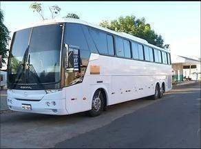 UFT disponibiliza ônibus para alunos de Araguaína, a cidade está sem transporte público - UFT disponibiliza ônibus para alunos de Araguaína, a cidade está sem transporte público