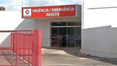Familiares de paciente reclamam de atendimento no hospital de Sinop - Familiares de paciente reclamam de atendimento no hospital regional de Sinop.