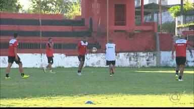 Campinense está pronto para duelo com o CSP - Raposa está a um empate de ir à final do Paraibano.