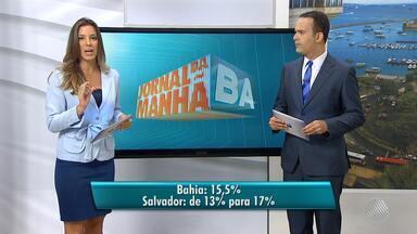 Aplicativo do TRT ensina sobre direitos do trabalhador; veja como baixar - A Bahia registrou a maior taxa de desemprego no 1° trimestre em todo o país. Em Salvador, a taxa passou de 13% para 17%.
