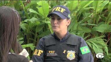 Polícia Rodoviária Federal intensifica fiscalizações no feriadão de Corpus Christi - Ação acontece a partir desta quarta-feira (25).