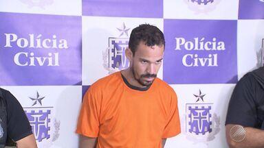 Suspeitos de matar delegado em Lauro de Freitas são presos - O crime aconteceu no início de abril, na região metropolitana de Salvador.