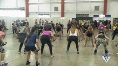 Confira as novidades no 26º Fitness Brasil - Maior congresso de ginástica do Brasil acontece no Mendes Convention Center.