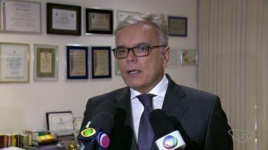 Secretário Estadual de Segurança do ES se reúne com Ministro da Justiça em Brasília - O encontro é para apresentar propostas pra acabar com a impunidade e pedir mais dinheiro pra investir em segurança do Estado.