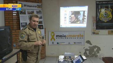 Ação de conscientização realiza sessão de cinema a motoristas - A polícia rodoviária busca evitar situações de negligência.
