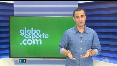 Confira os destaques desta terça-feira (31) no Globoesporte.com/PI - Confira os destaques desta terça-feira (31) no Globoesporte.com/PI