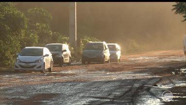 Moradores da Zona Norte reclamam de transtornos causados por obra em Teresina - Moradores da Zona Norte reclamam de transtornos causados por obra em Teresina