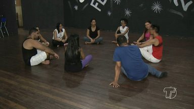 Companhia de Artes Kairós realiza Workshop Afro em Santarém - Evento é realizado na Casa da Cultura.