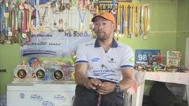 Paratleta Rogério Lima irá carregar tocha olímpica em Porto Velho - Rogério foi escolhido pela Prefeitura do município por seus resultados em competições.