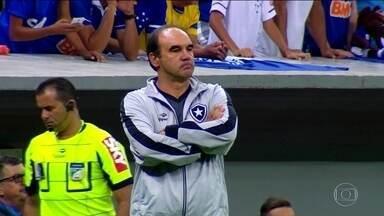 Botafogo é derrotado pelo Cruzeiro em Brasília - Botafogo é derrotado pelo Cruzeiro em Brasília