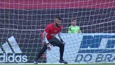 Muralha tem oportunidade de entrar como titular no Flamengo pela segunda vez - Muralha tem oportunidade de entrar como titular no Flamengo pela segunda vez