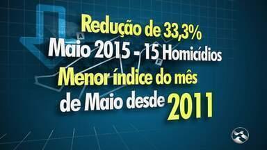 Caruaru tem em cinco meses de 2016 maior número de mortes em 12 anos - Até maio deste ano foram 85 homicídios; 2010 teve 49 crimes, menor índice.