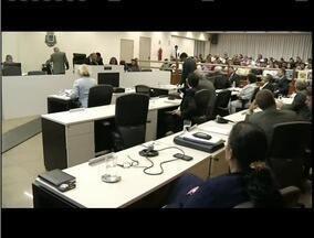 Vereadores realizam primeira reunião do mês sem pauta em Governador Valadares - Reunião foi realizada na manhã desta quinta-feira.