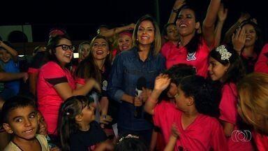 Vem, Thaís! Globo Esporte visita time de futebol feminino da OAB - Advogadas e esposas de advogados se reúnem duas vezes por semana e mostram beleza e talento.