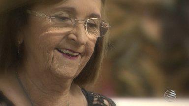 Conheça Dona Lila, uma aposentada que tem presença confirmada nas Olimpíadas - A idosa de 76 anos leva uma vida ativa e cultiva hábitos saudáveis.