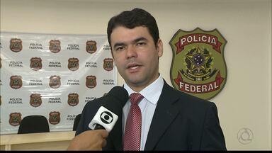 JPB2JP: Duas operações da Polícia Federal prendem pessoas com atuação na Paraíba - Num dos casos, suspeitos fraudavam documentos para receber benefício do INSS.