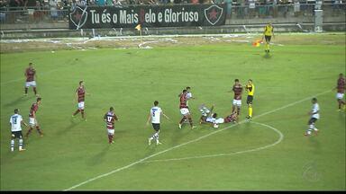 JPB2JP: Veja os principais lances do primeiro jogo da final entre Campinense e Botafogo - Belo perdeu em casa e precisa vencer por dois gols, ou mais, de diferença.