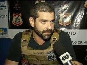 Policiais são presos suspeitos colaborar com criminosos em cidades do norte do Tocantins - Policiais são presos suspeitos colaborar com criminosos em cidades do norte do Tocantins