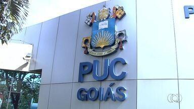 PUC-GO não oferta vagas para medicina por apurar tentativa de fraude que ocorreu em 2015 - Quatro alunos do curso de medicina estão envolvidos, segundo a própria universidade.
