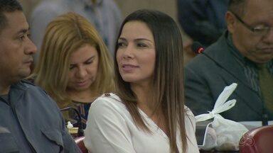 Julgamento de Marcelaine e mais 4 réus é realizado em Manaus - Segundo dia ocorreu nesta quinta-feira.