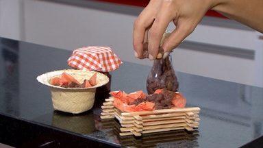 Receitas Juninas: aprenda a fazer amendoim doce com canela e gengibre - Doce é saboroso e tem preparo rápido.