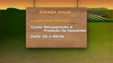Confira agenda de cursos do Senar para a região - Iniciativa tem parceria com Sindicatos Rurais.