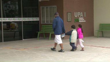 Em Guaíra, começaram os atendimento na UPA da cidade - Junto com a unidade de pronto atendimento foi instala a unidade do Samu.